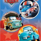 Disney Cars Toon Coloring & Activity Storybook with Collector Cards ~ Ready for Action