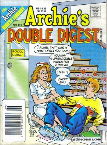 Archie's Double Digest Magazine (No. 129) (The Archie Digest Library)
