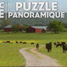 101 Piece Panoramic Jigsaw Puzzle - NEW 738076991631