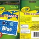 Crayola Color Connect 36 Flash Cards