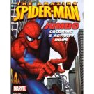The Amazing Spider-Man Jumbo Coloring & Activity Book - - Assorted