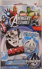 Avengers Assemble Set of 2 Card Games - War and Rummy