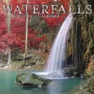 Waterfalls 2017 Wall Calendar (16 Month)