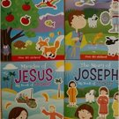 Bible Big Book of Stickers (Assorted, Titles & Quantities Vary)
