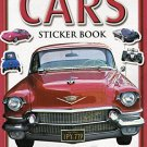 Mega Facts - Cars - Sticker Book with 20 Stickers by Paper Craft