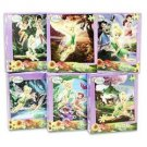 Disney Fairies Tinkerbell 100-Piece Jigsaw Puzzle (Assorted designs) by Disney