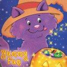 Halloween Favorite Book to Color - Yummy Fun