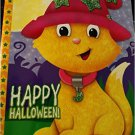 Happy Halloween Favorite Book to Color with Tear & Share Pages