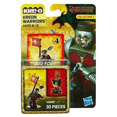 Kre-O Dungeons & Dragons Vansi Figure Toy Set
