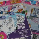 Holiday Pop-Outz! Fun Frames My Little Pony Friendship is Magic Do It Yourself 4x6 Picture Frames