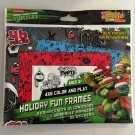 Fun Frames Nickelodeon Teenage Mutant Ninja Turtles Do It Yourself 4x6 Picture Frames