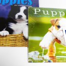 3 Piece Calendar Bundle Puppies and Dogs 2017 Wall Calendar and Dogs Mini Wall Calendar