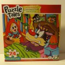 Little Red Riding Hood Puzzle Tales 24 Piece Jigsaw Puzzle