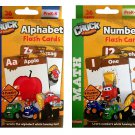 Tonka Chuck and Friends Flash Cards Abc's and Numbers