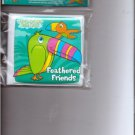 Feathered Friends Scrub-Bubble Bath Book