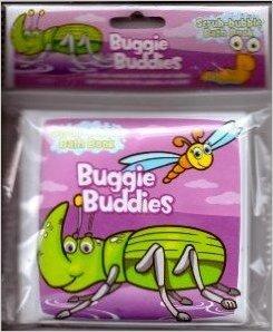 Buggie Buddies Scrub-Bubble Bath Book