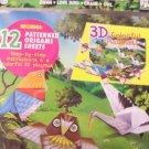 Fun Origami ~ Birds. Activity Book