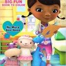 Doc McStuffins Big Fun Book to Color ~ No More Boo-Boos