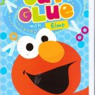 Cut & Glue with Elmo (Sesame Street). Activity book