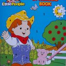 Fisher Price Little People Color By Numbers Ready for an Adventure!