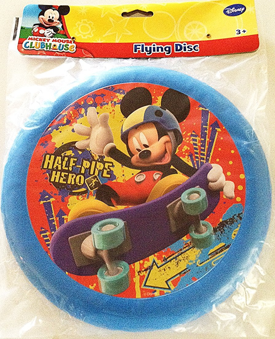Disney Character Flying Disc (Mickey Mouse)