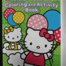 Hello Kitty Coloring and Activity Book by Bendon