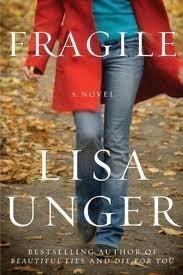 Fragile. Book.   Lisa Unger