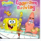 SpongBob SquarePants Deep-Sea Driving . Book.