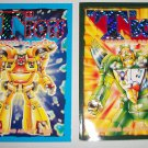 "(2) ""T"" Bots Morphing Robots Coloring and Activity Books"