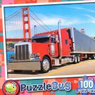 Big Rig - Puzzlebug 100 Pc Jigsaw Puzzle