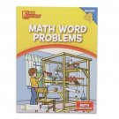 Kenny Kangararoo Math Word Problems Grade 4. Workbook