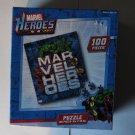 Marvel Heroes 100 Piece Puzzle