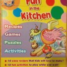Children's Fun in the Kitchen, Games and Acivities