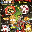 The Trash Pack Terrible Tattoos (Trash Pack Tattoo). Activity Book
