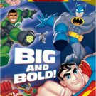 Big and Bold! (DC Super Friends) . Book
