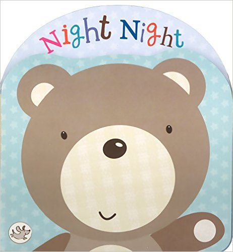 Night Night Shaped Foam Book (Little Learners) Foam Book