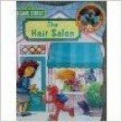 The Hair Salon (Where Is the Puppy?) Sesame Street. Book.   Sarah Albee