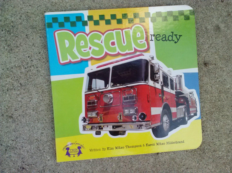 Rescue Ready Board book