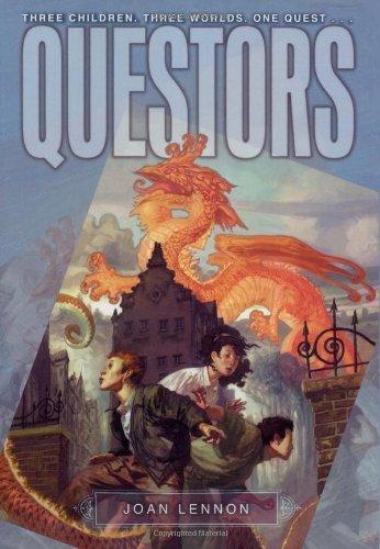 Questors. Book.  Joan Lennon