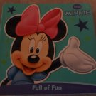 Disney Foam Covered Board Book ~ Minnie Mouse: Full of Fun