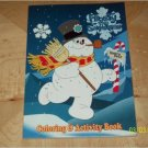 """Frosty the Snowman """"North Pole"""" (Coloring & Activity Book)"""