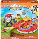 Mega Bloks Skylanders Giants Turret Air Raid with Terrafin (95409)