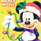 Mickey Mouse Big Fun Book to Color ~ Make the Season Bright