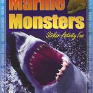 Born Free Marine Monsters with Sticker. Book   Gordon Volke