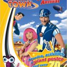"""LazyTown"": Summer Annual (Summer Annuals) . Book"