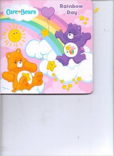 Care Bears Rainbow Day Board book