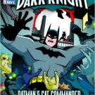 The Dark Knight: Batman vs. the Cat Commander (Dc Super Heroes). Book.   J.E. Bright