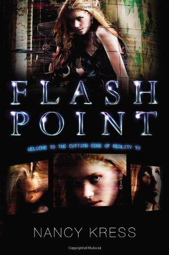 Flash Point. Book.  Nancy Kress