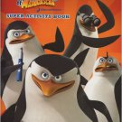 Penguins of Madagascar: Penguins on the Job Super Activity Book to Color