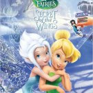 Secret of the Wings (Disney Fairies) (Reusable Sticker Book).Activity Book
